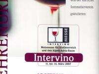 2007 Intervino Argento Valdobbiadene Doc Extra Dry