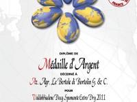 2012 Effervescents du Monde Argento Valdobbiadene Docg Extra Dry