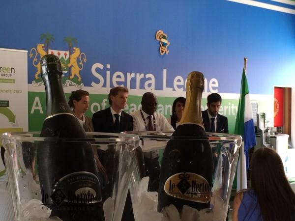 Expo 2015 Convegno Sierra Leone