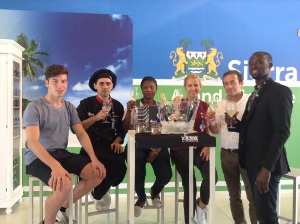 Expo 2015 Visita Le Bertole Sierra Leone 2