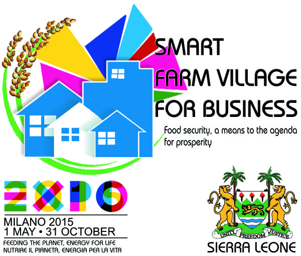 Logo Expo 2015 Farm Village