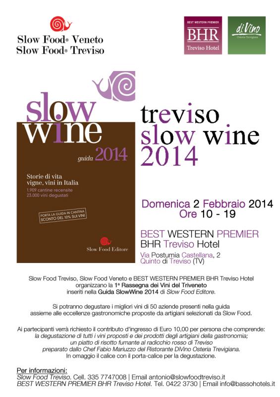 Slow Wine Treviso 2014