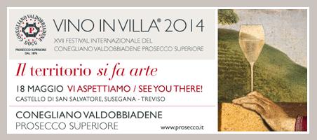 Vino In Villa 2014