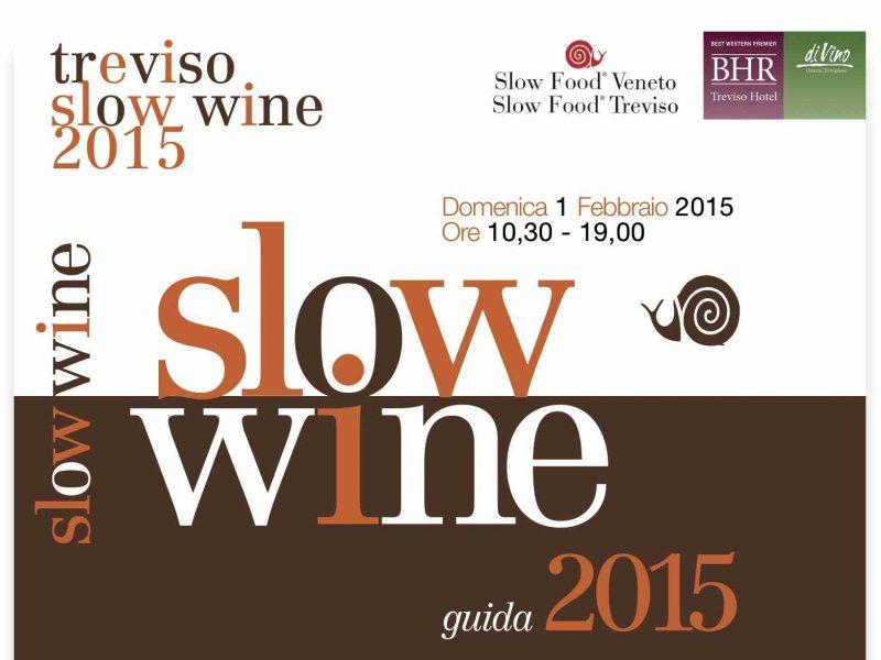 Slow Wine | Treviso 1 febbraio 2015