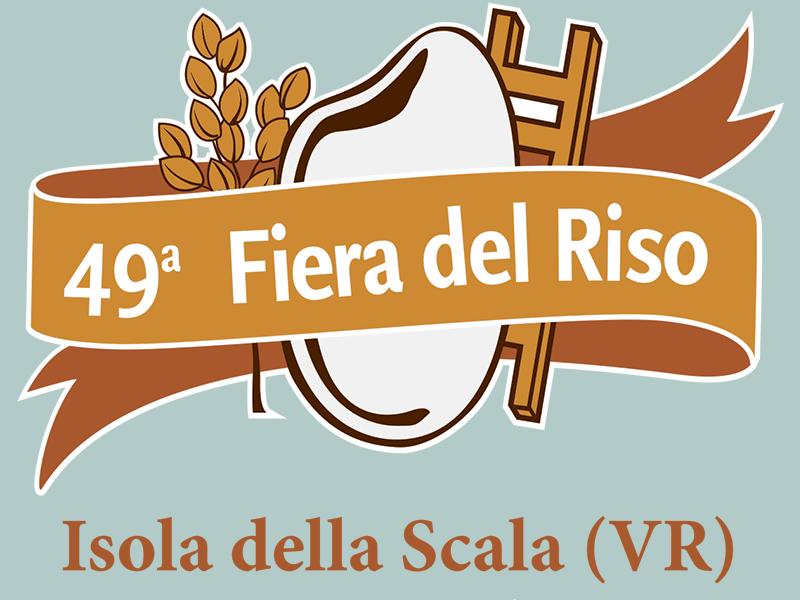 49^ Fiera del Riso | Isola della Scala (VR) 16 settembre – 11 ottobre 2015