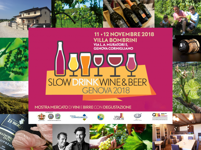 Vini Curiosi – Slow Drink Wine and Beer a Genova