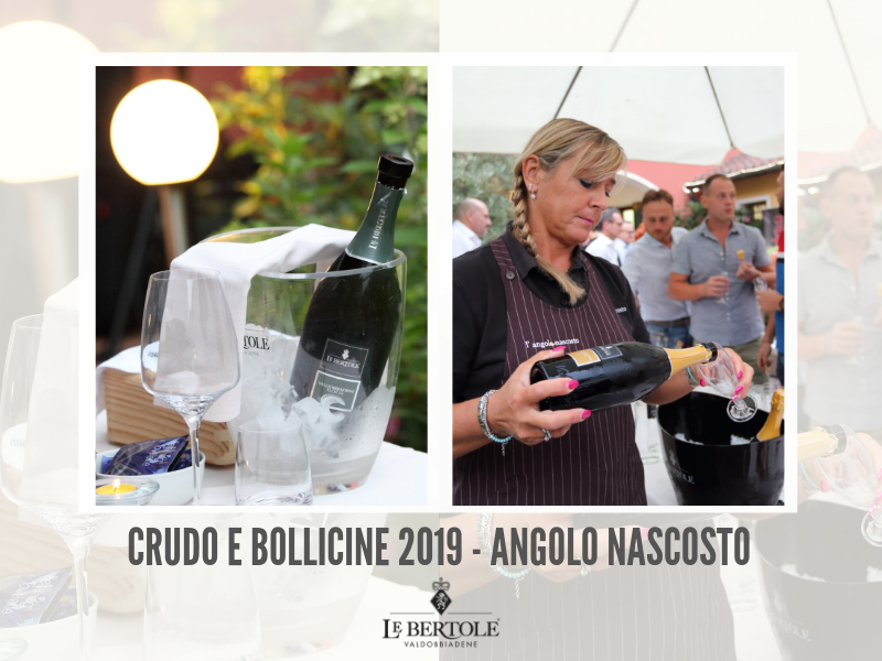 CRUDO E BOLLICINE 2019 | Ristorante Angolo Nascosto
