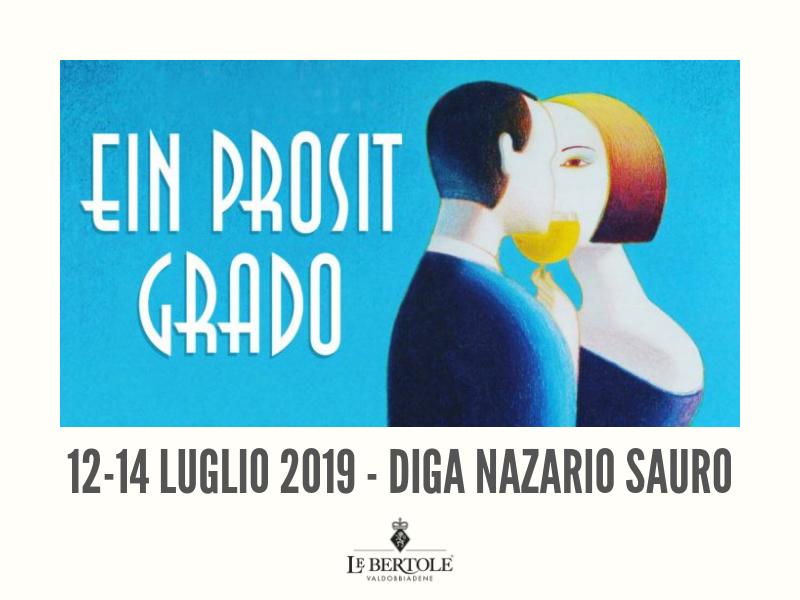 EIN PROSIT GRADO 2019 | 12-14 Luglio