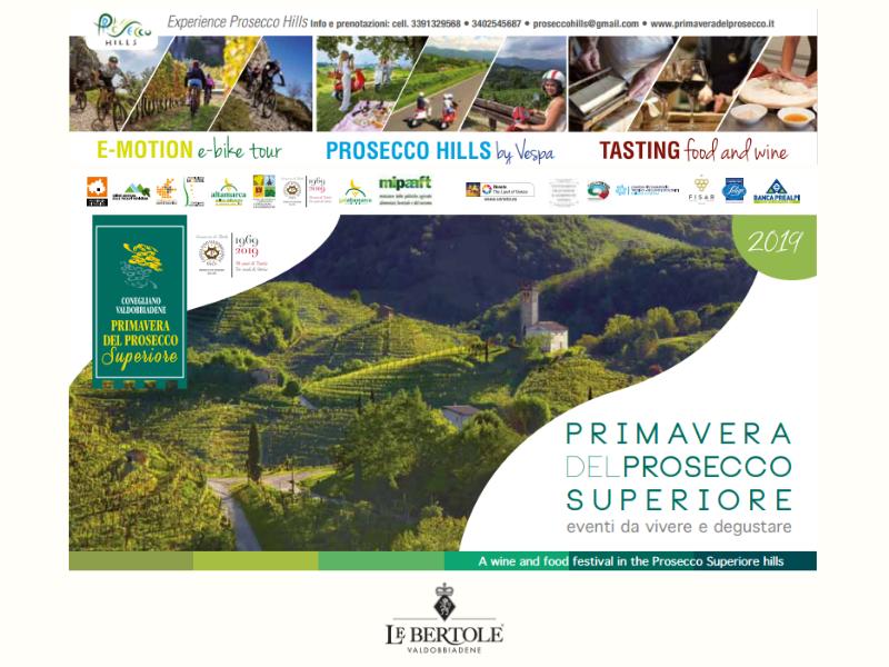 PRIMAVERA DEL PROSECCO | Calendario Mostre 2019