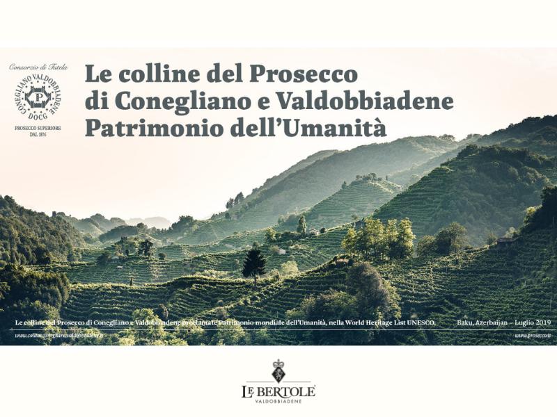 Conegliano Valdobbiandene DOCG | Patrimonio dell'UNESCO