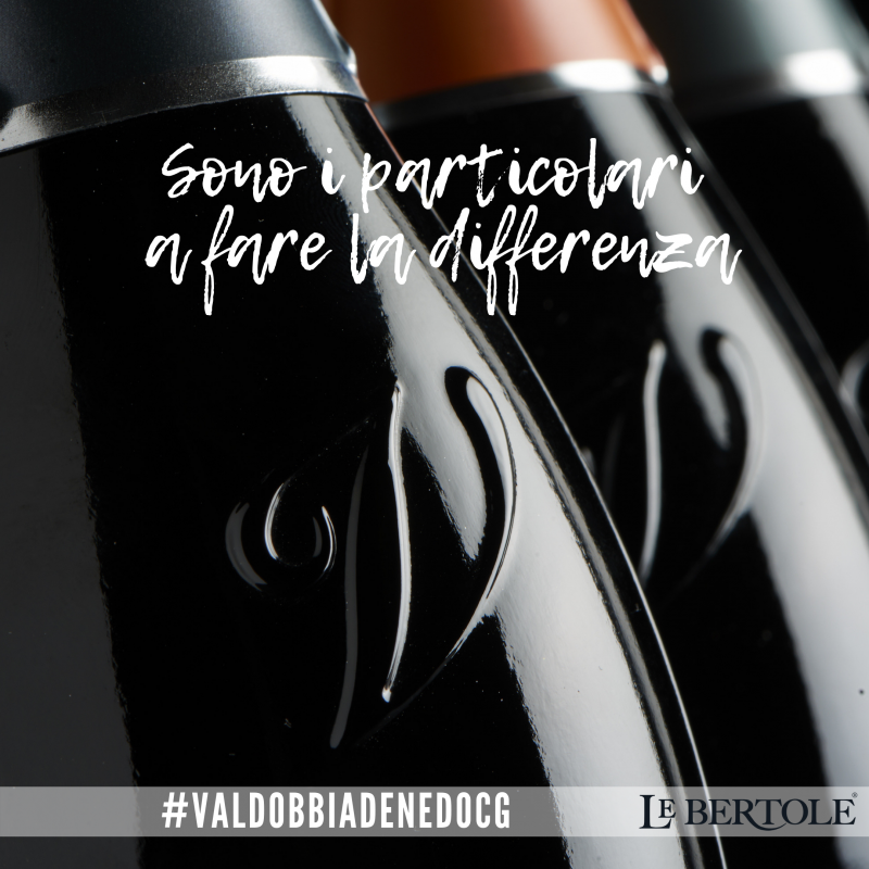 """V"" for Valdobbiadene 