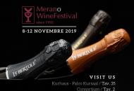 MERANO WINE FESTIVAL : 8-12 Novembre 2019