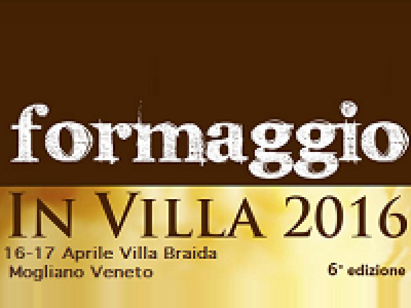 Formaggio in Villa | Mogliano Veneto 16-18 Aprile 2016