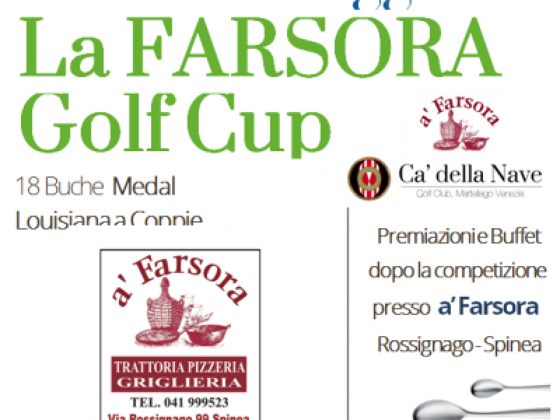 La Farsora | Golf Club Spinea